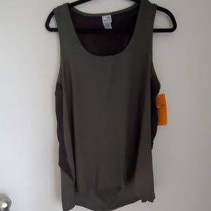 NWT Green Champion Tank